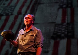 John Todd's Stage and Cinema review of San Diego Rep's A Hammer, A Bell and a Song to Sing at the Lyceum