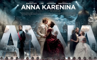 Post image for Film Review: ANNA KARENINA (directed by Joe Wright)