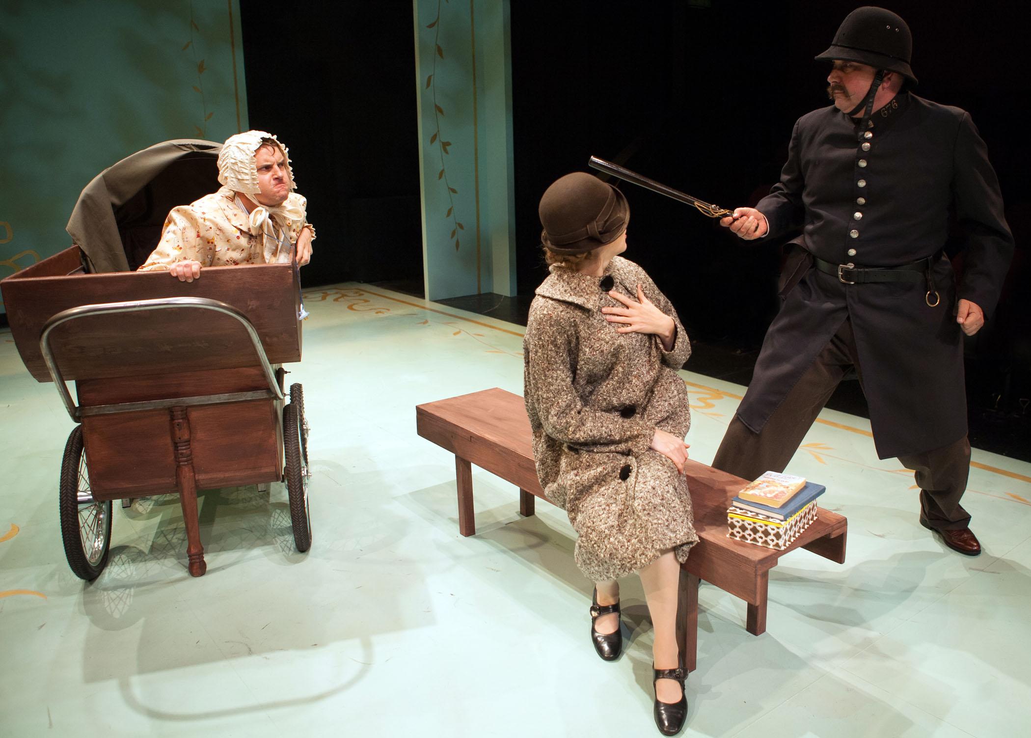 san francisco theater review wilder times aurora theatre