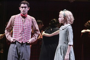 Thomas Antoinne's Stage and Cinema review of CONEY ISLAND CHRISTMAS at the Geffen in Los Angeles