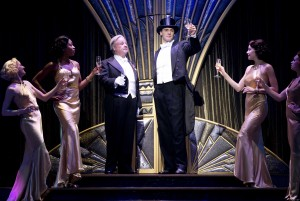 Jesse David Corti's Stage and Cinema review of Anything Goes at the Ahmanson in Los Angeles