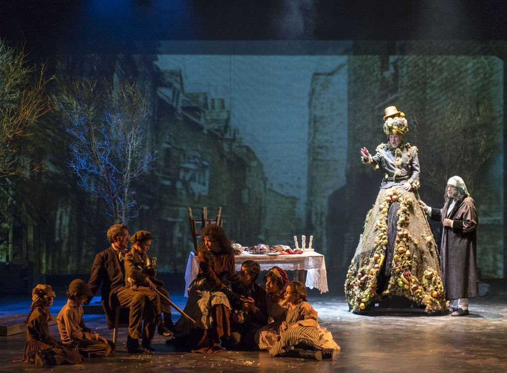 Los Angeles Theatre Review: A CHRISTMAS CAROL (A Noise Within)