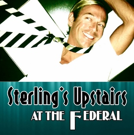 Post image for Los Angeles Cabaret Review: CORTÉS ALEXANDER: Have a SWELL Holiday (Sterling's Upstairs at the Federal)