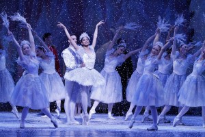 Dan Zeff's Stage and Cinema review of the Joffrey Ballet's NUTCRACKER in Chicago