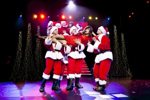 Samuel Bernstein's Stage and Cinema review of Donny & Marie: Christmas in Los Angeles at the Pantages
