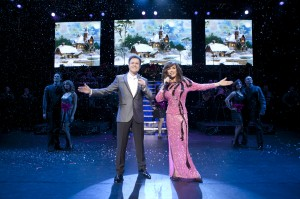Samuel Bernstein's Stage and Cinema review of Donny & Marie: Christma