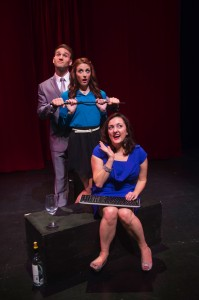 Kristin Walters' Stage and Cinema review of Spank! at the Royal George Theatre in Chicago