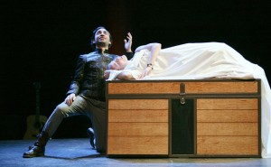 Thomas Antoinne's Stage and Cinema review of CYMBELINE at Broad Stage in Santa Monica