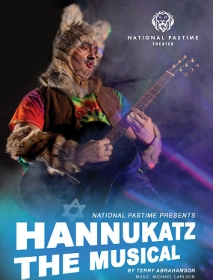 Post image for Chicago Theater Review: HANNUKATZ THE MUSICAL (National Pastime)