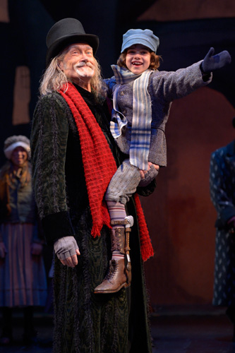 San Francisco Theater Review: A CHRISTMAS CAROL (A.C.T.)