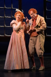 Maurice Kelly's Stage and Cinema review of A.C.T.'s A CHRISTMAS CAROL in San Francisco