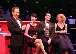 Tony Frankel's Stage and Cinema review of Christmas My Way – A Sinatra Holiday Bash at El Portal, North Hollywood