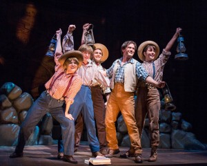 Stacy Trevenon's Stage and Cinema review of TheatreWorks' BIG RIVER in Palo Alto