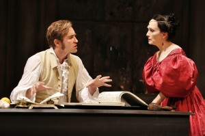 Dmitry Zvonkov's Stage and Cinema off-Broadway review of GOLDEN AGE, Manhattan Theatre Club