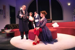 Stacy Trevenon's Stage and Cinema review of Bell, Book and Candle at the San Francisco Playhouse