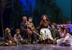 Jesse David Corti's Stage and Cinema review of A CHRISTMAS CAROL at A Noise Within in Pasadena