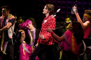 Sarah Taylor Ellis' Stage and Cinema review of Frisk Me: The Songs of Max Vernon at Joe's Pub in New York