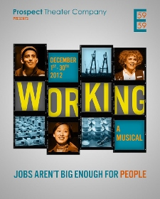 Post image for Off-Broadway Theater Review: WORKING: A MUSICAL (59E59)