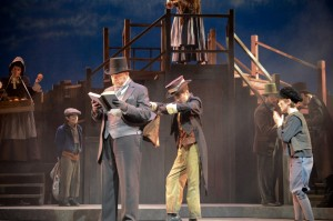 "Lawrence Bommer's Stage and Cinema review of Light Opera Works' ""Oliver!"" in Evanston, Chicago"