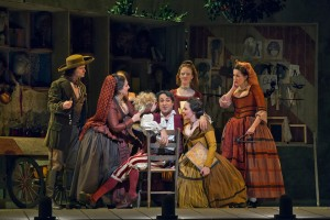 Cindy Pierre's Stage and Cinema review of The Barber of Seville at Metropolitan Oper