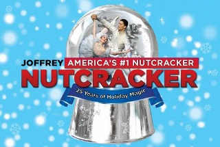 Post image for Chicago Dance Review: THE NUTCRACKER (The Joffrey Ballet)