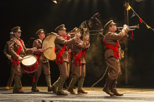 Zach Zimmerman's Stage and Cinema review of WAR HORSE