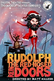 Post image for Los Angeles Theater Review: RUDOLPH THE RED-NOSED REINDOORS (Falcon Theatre)