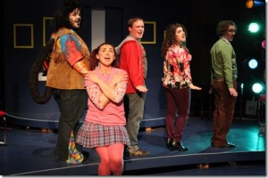 Sally Jo Osborne's Stage and Cinema review of HANNKATZ THE MUSICAL at National Pastime in Chicago