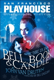 Post image for San Francisco Theater Review: BELL, BOOK AND CANDLE (SF Playhouse)