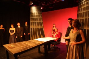 Jason Rohrer's Stage and Cinema review of Porters of Hellsgate's KING LEAR, Los Angeles