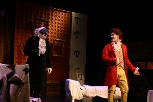 Tony Frankel's Stage and Cinema Feature on The Actors' Gang TARTUFFE at The Ivy Substation in Culver City and on Tour