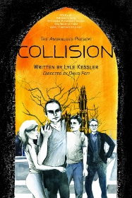 Post image for Off-Broadway Theater Review: COLLISION (Rattlestick Playwrights Theater)
