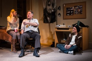 Dmitry Zvonkov's Stage and Cinema review of Amoralists' COLLISION at Rattlestick Off-Broadway