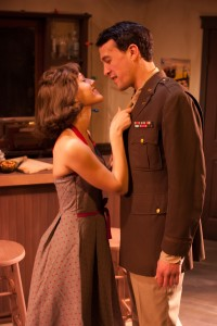 "Lawrence Bommer's Stage and Cinema review of InFusion's ""Allotment Annie"" at Strawdog, Chicago"