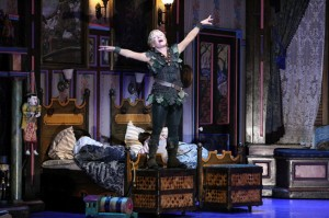 Tony Frankel's Stage and Cinema Feature of Peter Pan Tour and Broadway L.A. Pantages Theatre Los Angeles