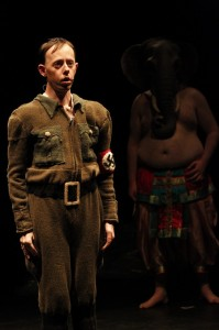 Sarah Taylor Ellis' Stage and Cinema review of Back to Back's GANESH VERSUS THE THIRD REICH
