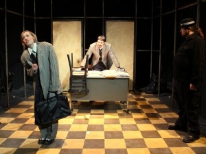 Paul Kubicki's Stage and Cinema review of ACCIDENTAL DEATH OF AN ANARCHIST at Oracle in Chicago