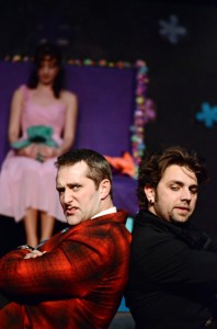 Barnaby Hughes' Stage and Cinema review of LOVESICK at LOFT Ensemble in Los Angeles