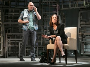 Dmitry Zvonkov's Stage and Cinema Broadway review of THE OTHER PLACE at Samuel J. Friedman Theater