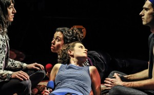 Cindy Pierre's Off-Broadway Stage and Cinema review of SOMETHING'S GOT A HOLD OF MY HEART at La MaMa Hand2Mouth