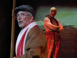 Tom Chaits' Stage and Cinema review of WALKING THE TIGHTROPE at 24th Street Theatre Los Angeles