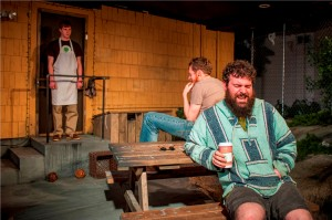 Lawrence Bommer's Stage and Cinema review of The Aliens at A Red Orchid Theatre in Chicago