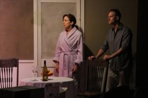 Tom Chaits' Stage and Cinema review of HAPPY FACE SAD FACE at the Lillian in Hollywood