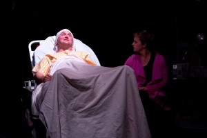 Mia Bonadonna's Stage and Cinema review of ABSOLUTELY FILTHY at Sacred Fools