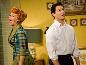 Lawrence Bommer's Stage and Cinema review of I LOVE LUCY: LIVE ON STAGE Broadway Playhouse, Chicago