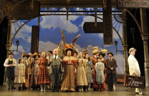 Larry Bommer's Stage and Cinema review of Paramount Theatre's THE MUSIC MAN