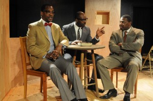 Jesse David Corti's Stage and Cinema review of THE GOOD NEGRO HudsonMainstage Los Angeles