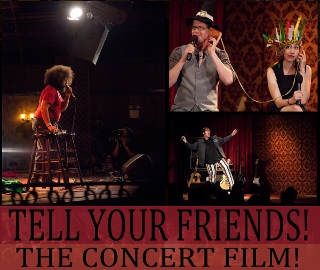 Post image for Film/VOD Review: TELL YOUR FRIENDS!  THE CONCERT FILM! (directed by Victor Varnado)