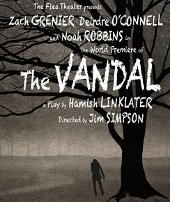 Post image for Off-Off-Broadway Theater Review: THE VANDAL (Flea Theater)