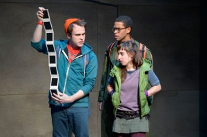 Maurice Kelly's Stage and Cinema review of Berkeley Rep's TROUBLEMAKER